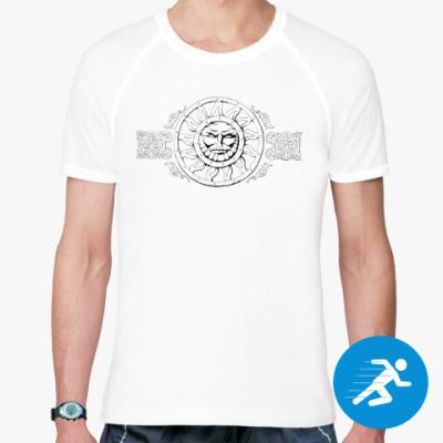 Спортивная футболка Русь, Россия