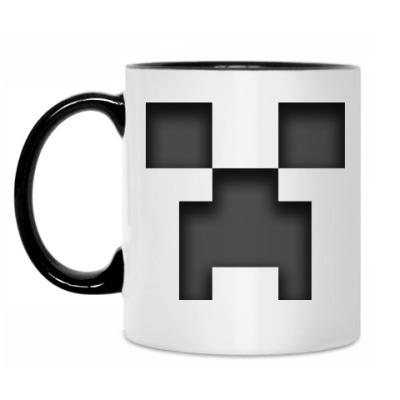 Кружка Minecraft Creeper