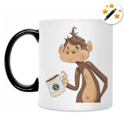 Кружка-хамелеон lattesalute