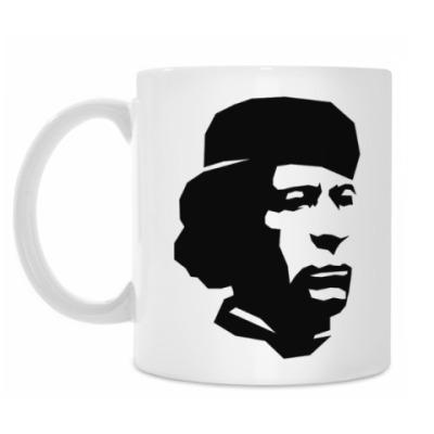 Кружка Муммарак Каддафи