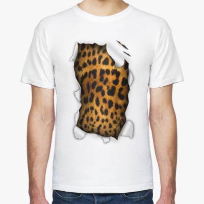 Футболка 'Леопард'