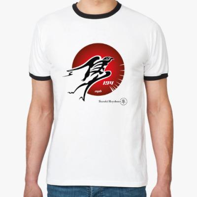 Футболка Ringer-T Hayabusa