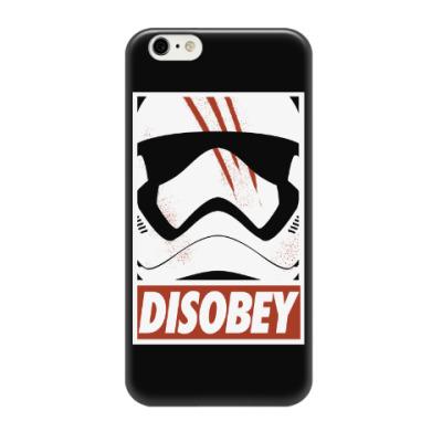 Чехол для iPhone 6/6s Star Wars: Disobey