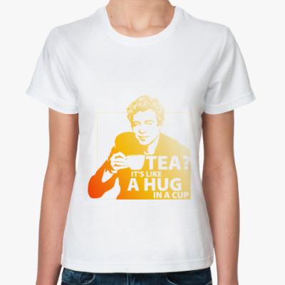 Классическая футболка Patrick Jane