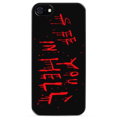 Чехол для iPhone In Hell