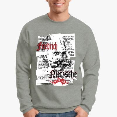 Свитшот философ Фридрих Ницше