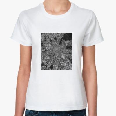 Классическая футболка Это Москва