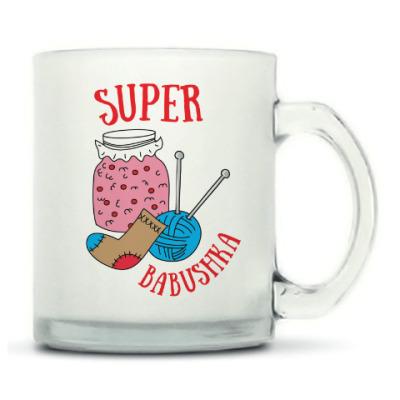 Супер - бабушка!