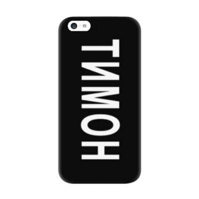 Чехол для iPhone 5c Тимон