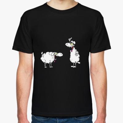 Футболка Овцы