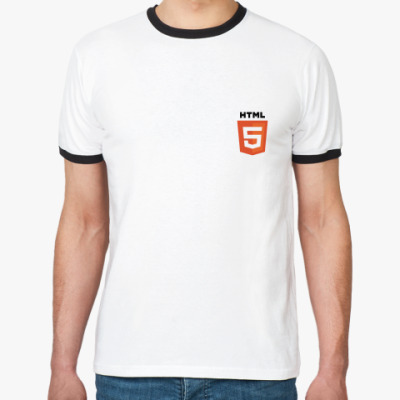Футболка Ringer-T HTML 5