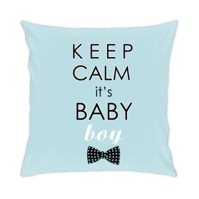 Подушка Baby boy