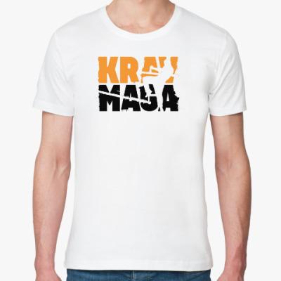 Футболка из органик-хлопка Крав-Мага (Krav-Maga)