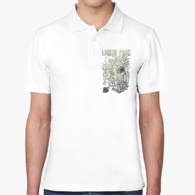 Рубашка поло Linkin Park