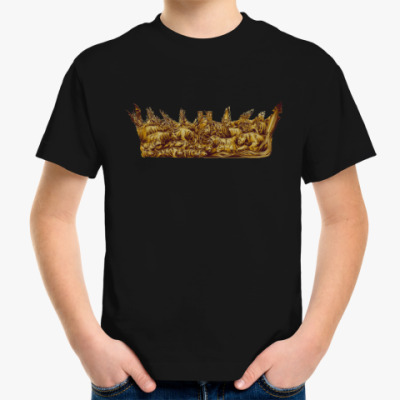 Детская футболка Игра Престолов: Корона