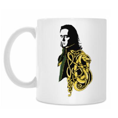 Кружка Loki  Локи