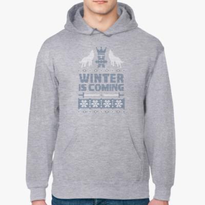 Толстовка худи Winter Is Coming