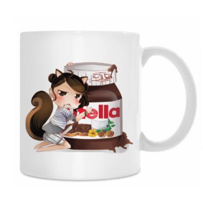Nutella Girl