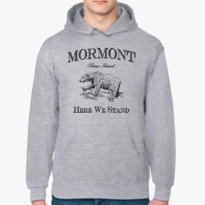 Толстовка худи Mormont