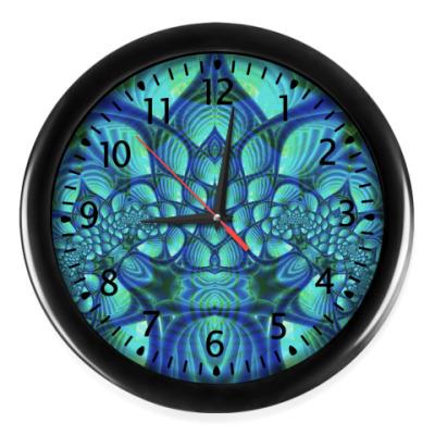 Настенные часы Синева