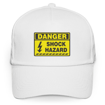 danger shock hazard