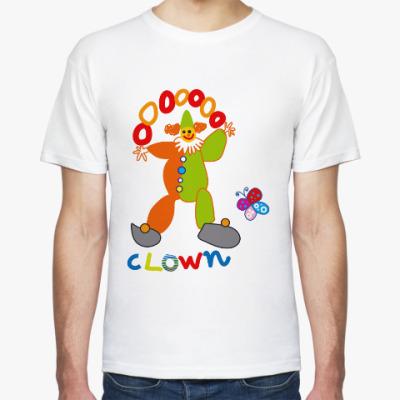 Футболка Клоун