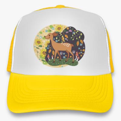 Кепка-тракер Лес - удивительный мир!