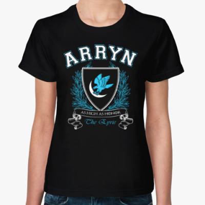 Женская футболка House Arryn