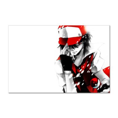 Наклейка (стикер) Покемон