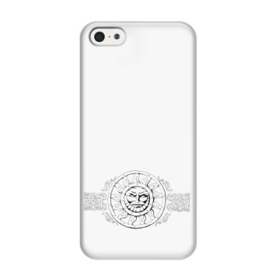 Чехол для iPhone 5/5s Русь, Россия
