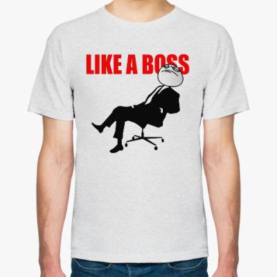 Футболка Like A Boss