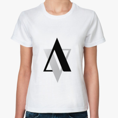 Классическая футболка ZOG
