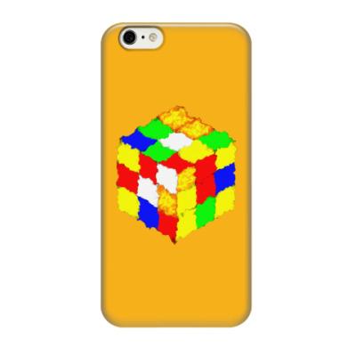 Чехол для iPhone 6/6s Кубик Рубика