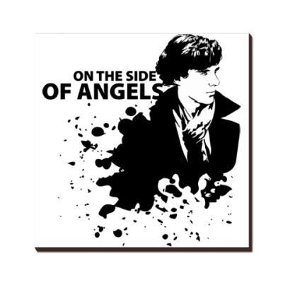 На стороне ангелов