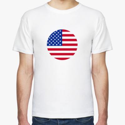 Футболка USA, США Флаг
