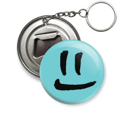 Брелок-открывашка Чистая улыбка