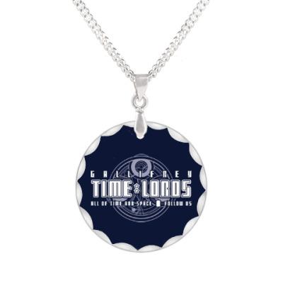 Кулон Gallifrey Time Lords