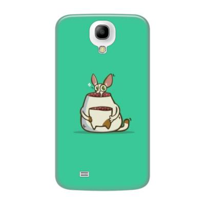 Чехол для Samsung Galaxy S4 Некот — Пятничный Котик №49