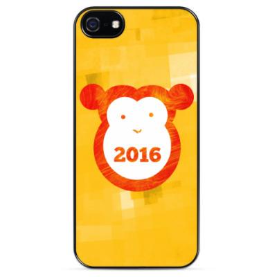 Чехол для iPhone Год Огненной Обезьяны 2016