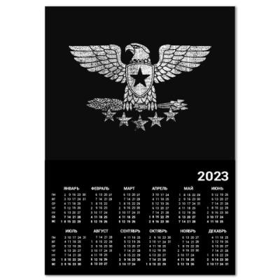 Календарь Colonel 100
