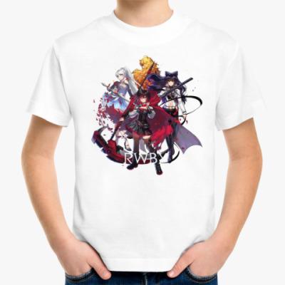 Детская футболка RWBY