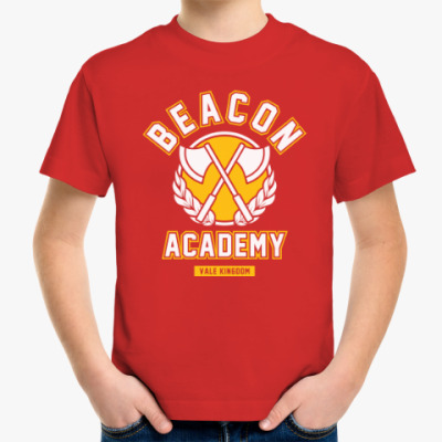 RWBY. Beacon Academy