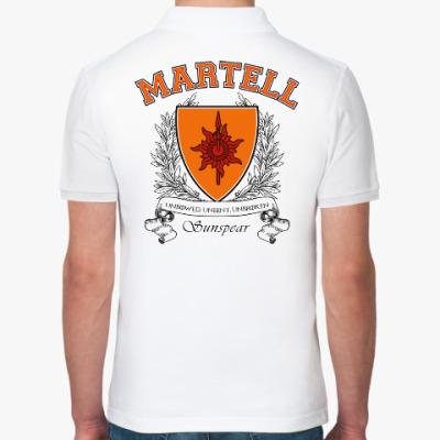 Рубашка поло House Martell
