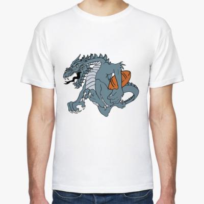 Футболка Дракон регби