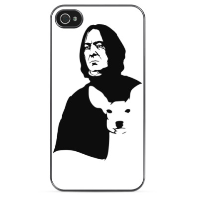 Чехол для iPhone Snape - Silver Doe