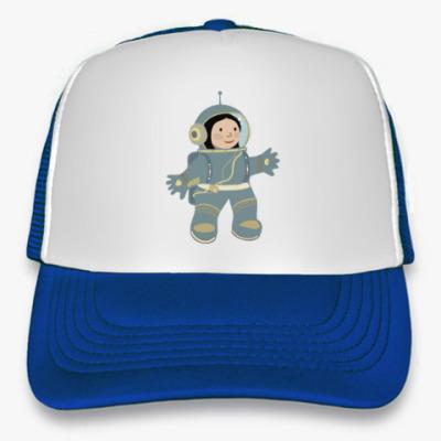 Кепка-тракер Космонавт