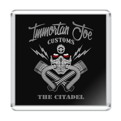 Магнит Immortant Joe customs