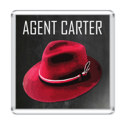 Магнит Agent Carter