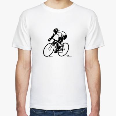 Футболка Cyclist
