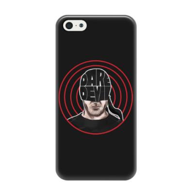 Чехол для iPhone 5/5s Daredevil / Сорвиголова